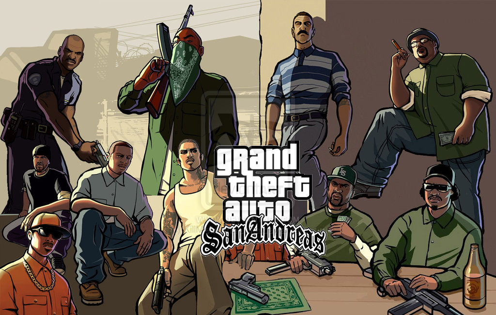 ocean of games gta san andreas telecharger android