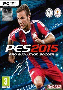 Pro Evolution Soccer 2015 Télécharger