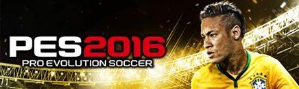 Pro Evolution Soccer 2016 Télécharger