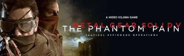 Metal Gear Solid V The Phantom Pain Télécharger