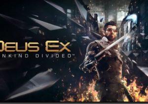 Deus Ex Mankind Divided warez