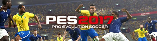 Pro Evolution Soccer 2017 Download