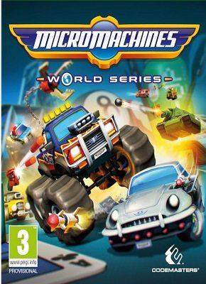 Micro Machines World Series skidrow