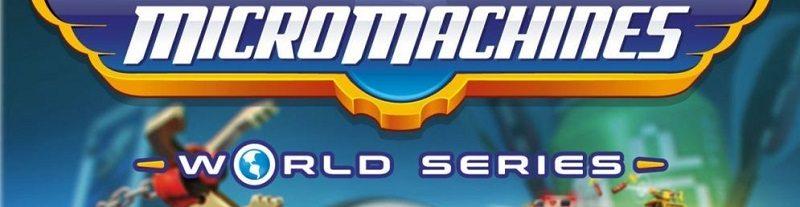 Micro Machines World Series torrent
