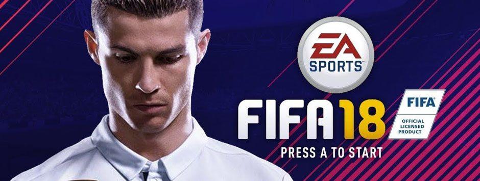 FIFA 18 Télécharger
