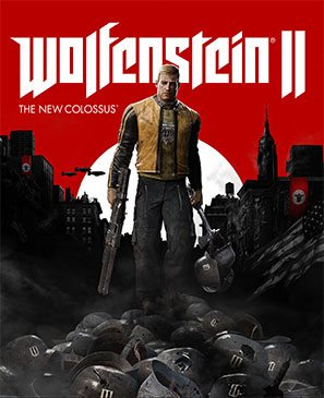 Wolfenstein II The New Colossus Télécharger
