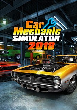 Car Mechanic Simulator 2018 Télécharger