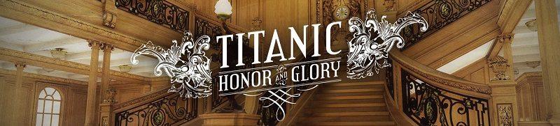 Titanic Honor and Glory prophet