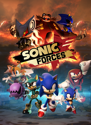 Sonic Forces skidrow
