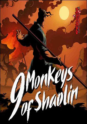 9 Monkeys of Shaolin reloaded