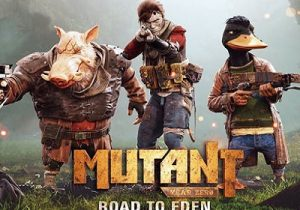 Mutant Year Zero Road to Eden skidrow