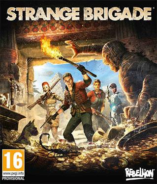 Strange Brigade download