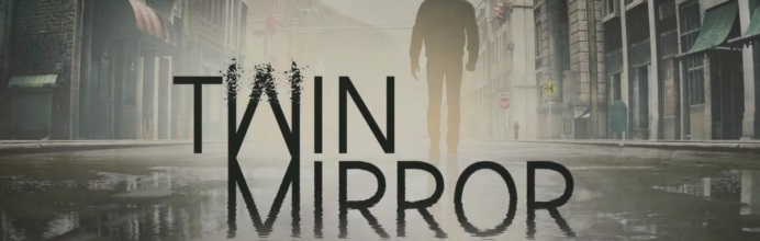 Twin Mirror steam